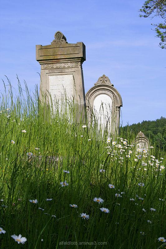 Jüdischer Friedhof in Freden im Leinebergland