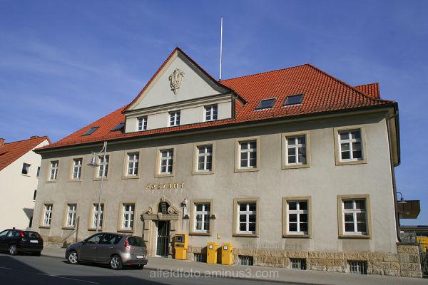 Postamt in Alfeld (Leine)