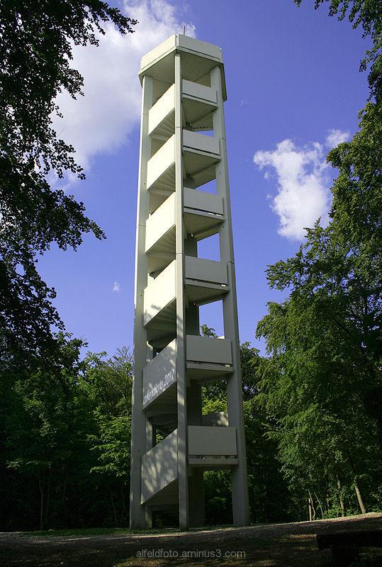 Der Himmelbergturm bei Alfeld (Leine)