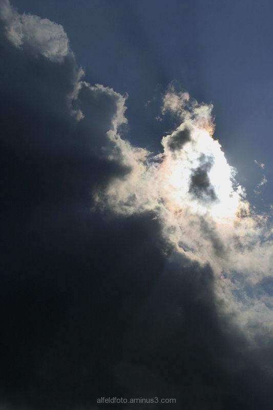 Himmel über dem Leinebergland