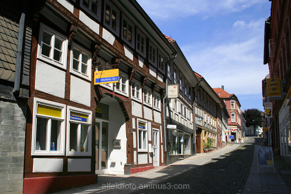 Paulistrasse in Alfeld (Leine)