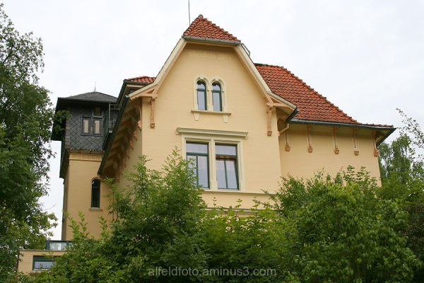Jugendstilvilla, Alfeld (Leine) im Leinebergland