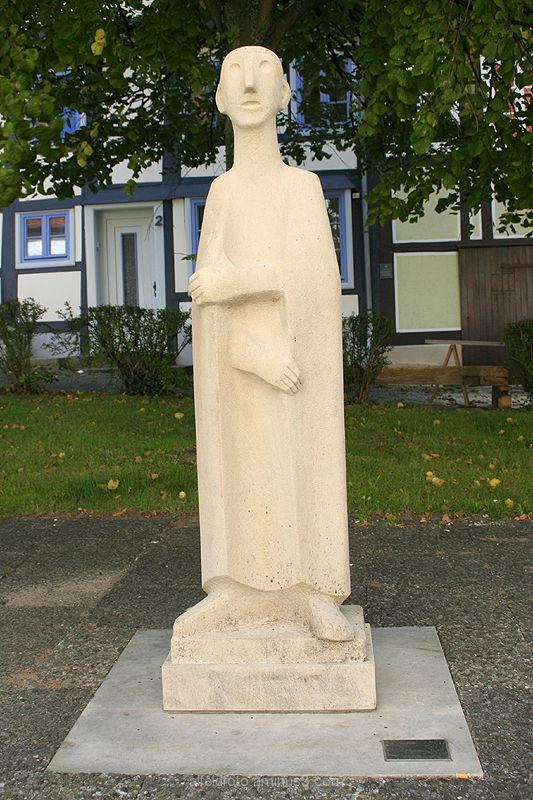 'Franziskus' von K. Schwerdtfeger in Alfeld