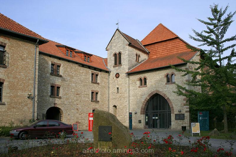 Kloster Brunshausen bei Bad Gandersheim