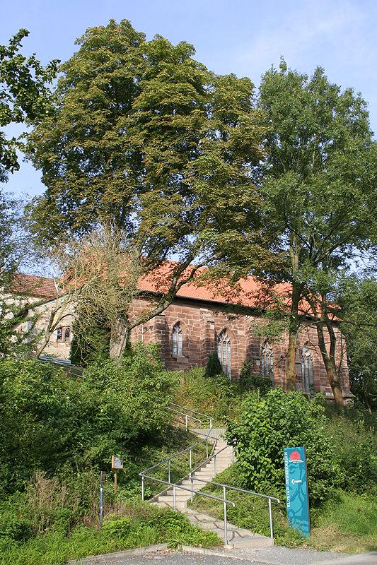 Portal zur Geschichte, Klosterkirche Brunshausen