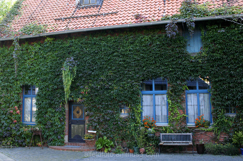 Haus in Langenholzen im Leinebergland