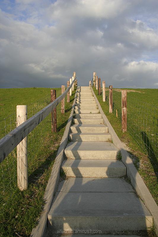 Ein Alfelder in... Stairway to Heaven, Nordsee