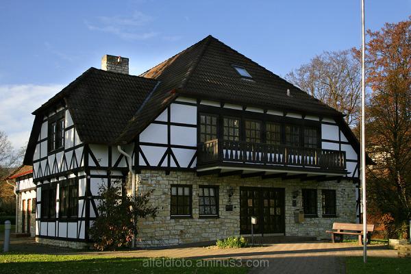 Erich Mäder Glasmuseum in Grünenplan