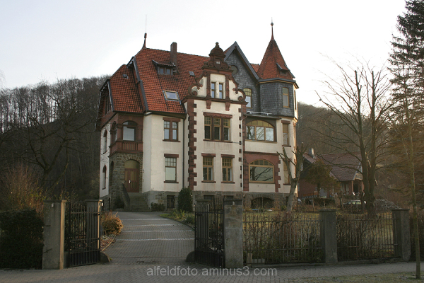 Villa Knust in Eimsen im Leinebergland