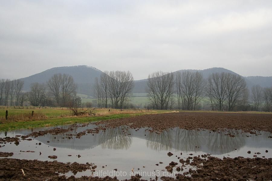 Spiegelung im Leinebergland