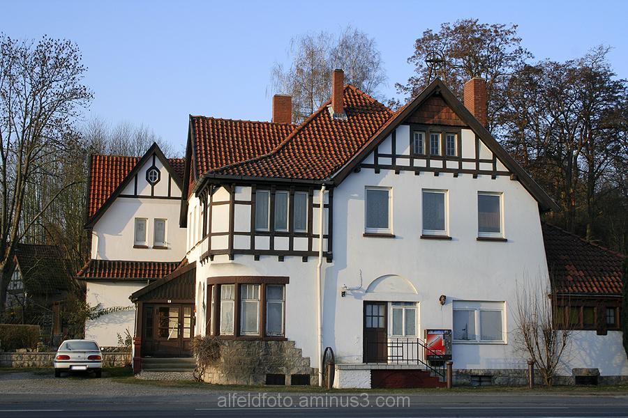 Ehemaliger 'Gasthof zur Godenau' im Leinebergland