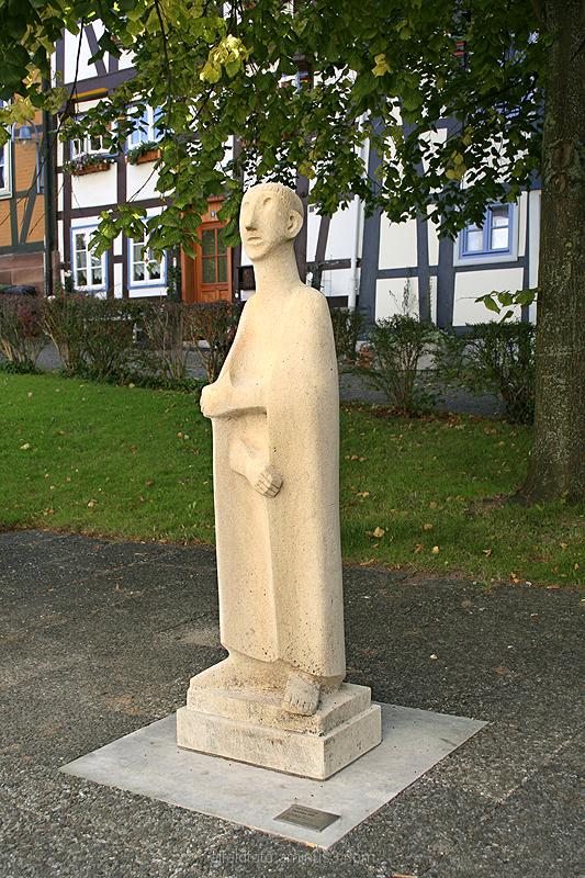 'Franziskus' von K. Schwerdtfeger, Alfeld