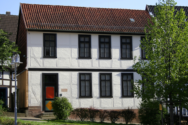 Das Tiermuseum in Alfeld (Leine)