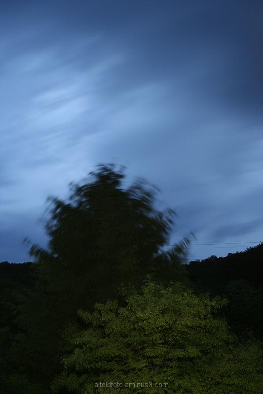 Sturmnacht im Leinebergland
