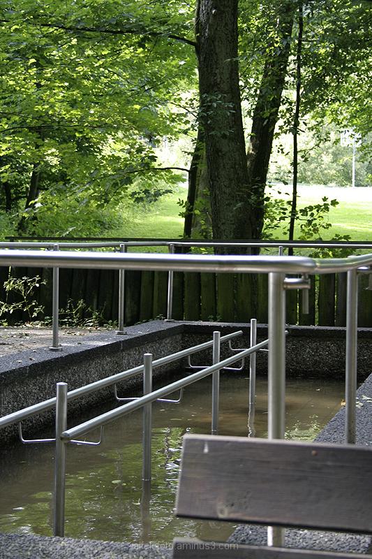 Wassertret-Anlage in Grünenplan im Leinebergland