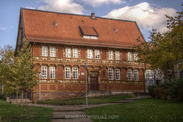 Alte Lateinschule in Alfeld (Leine)