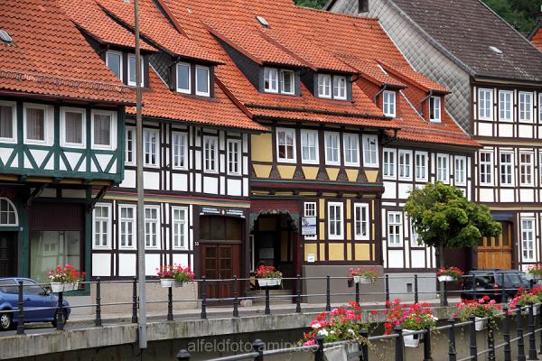 Oberstraße in Bad Salzdetfurth