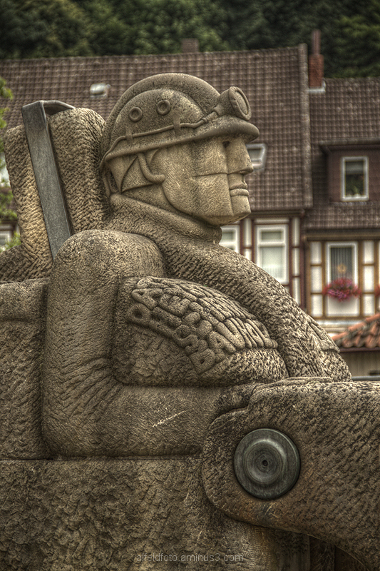 Der Soltmann in Bad Salzdetfurth