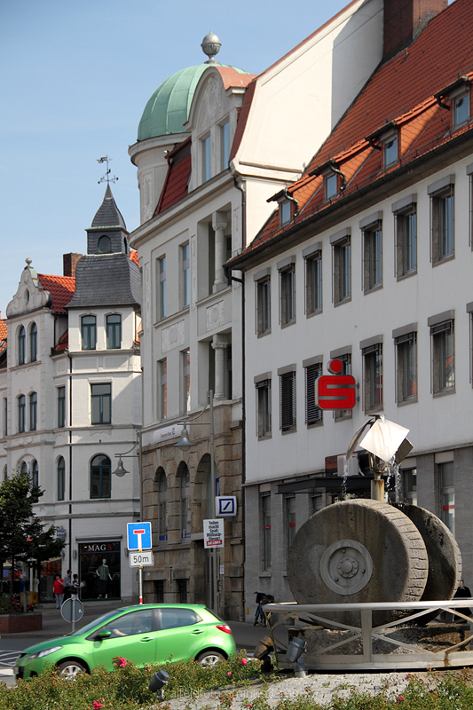 Skulptur in Alfeld (Leine)
