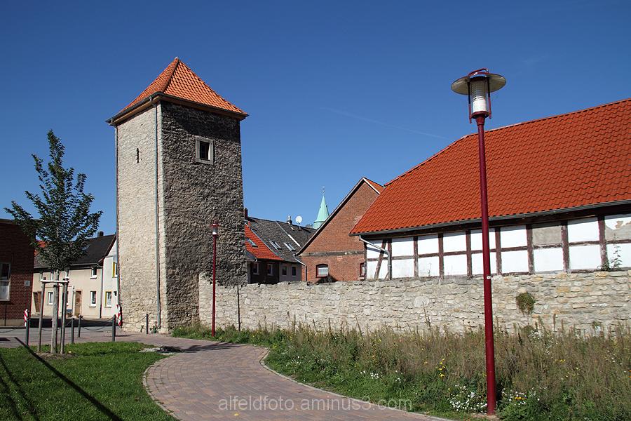 Wachturm in Gronau (Leine)