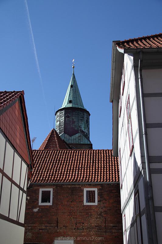 Matthäuskirche in Gronau im Leinebergland