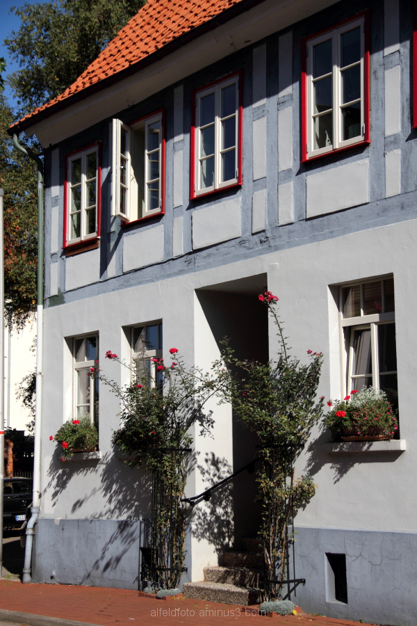Fachwerkhaus in Gronau (Leine)