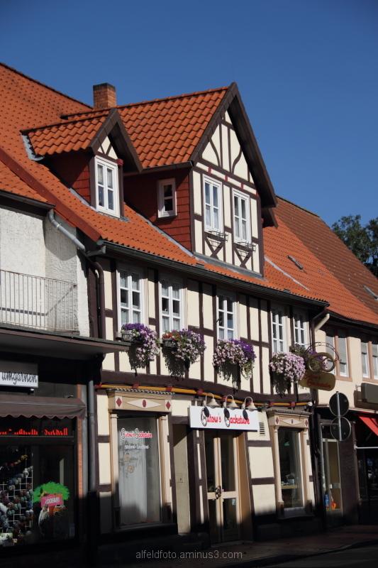 Steintorstrasse in Gronau (Leine)