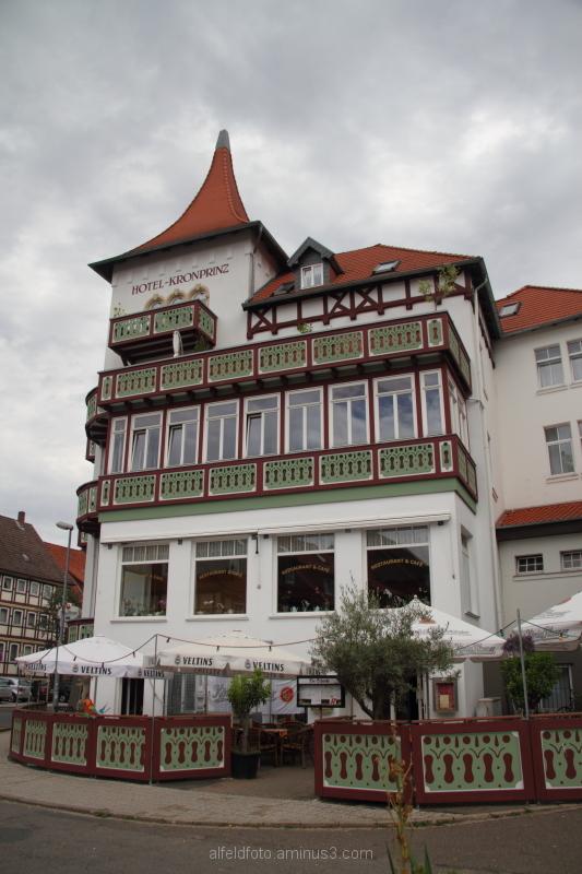 Hotel Kronprinz, Bad Salzdetfurth