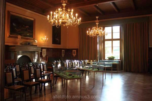 Kaisersaal im Jagdschloss Springe