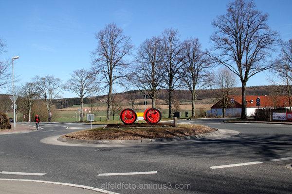 Kreisel in Sibbesse im Leinebergland