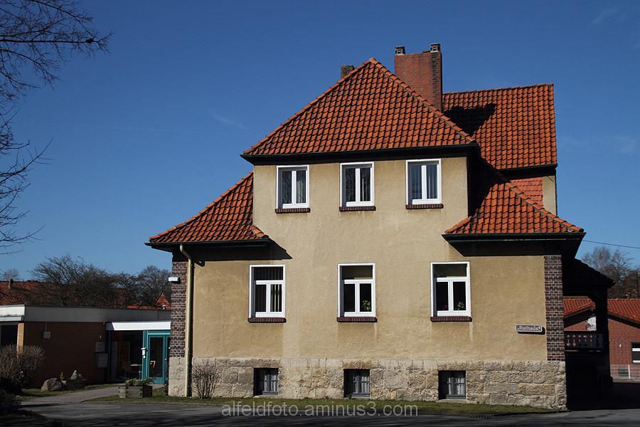 Das Rathaus in Sibbesse im Leinebergland