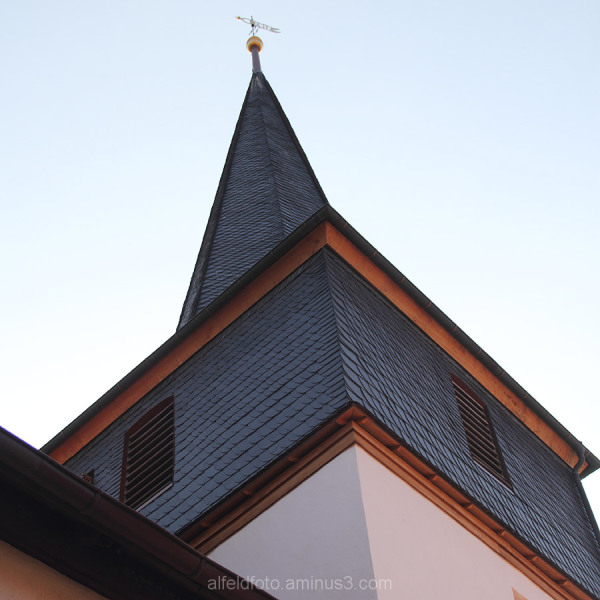 Kirche in Eitzum im Leinebergland