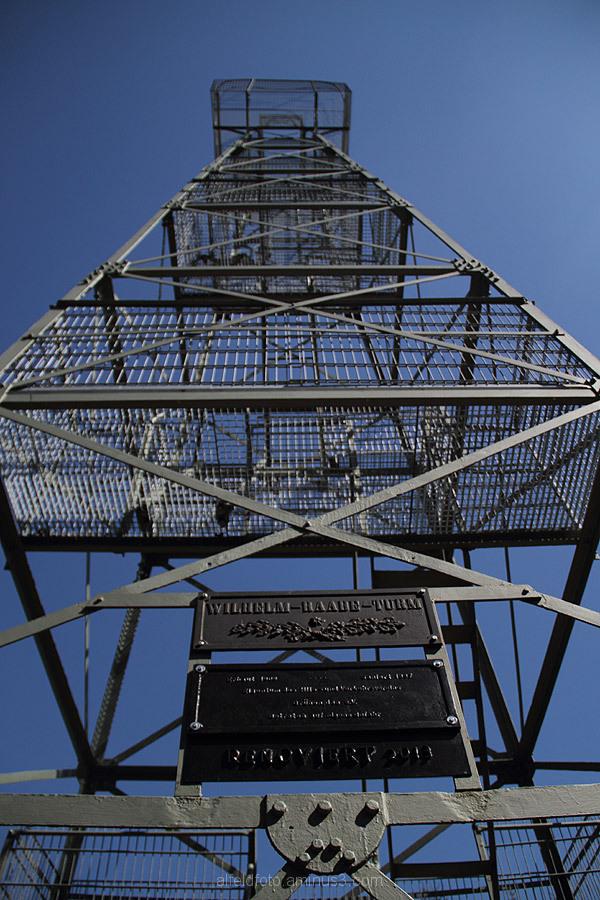 Wilhelm-Raabe-Turm auf dem Hils bei Grünenplan