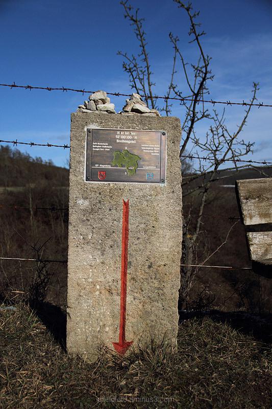 52ster Breitengrad bei Langenholzen