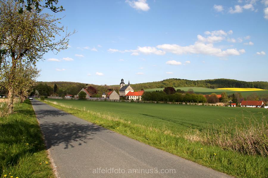 Haus Escherde im Leinebergland