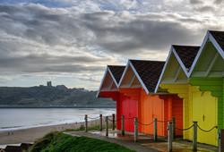(Not so) Beach Huts