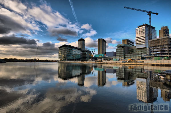 BBC Manchester, Salford Quays Media City