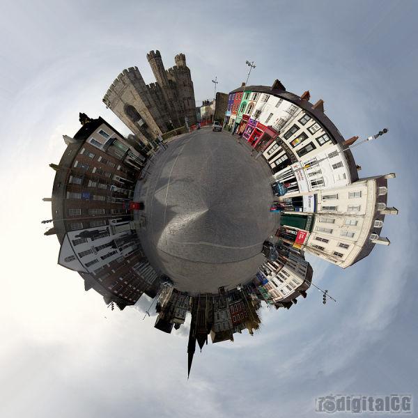 Planet Caernarfon