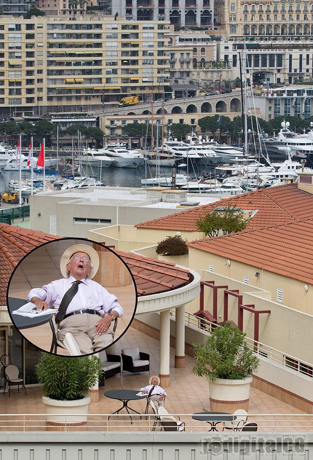 Bored Of Monaco?