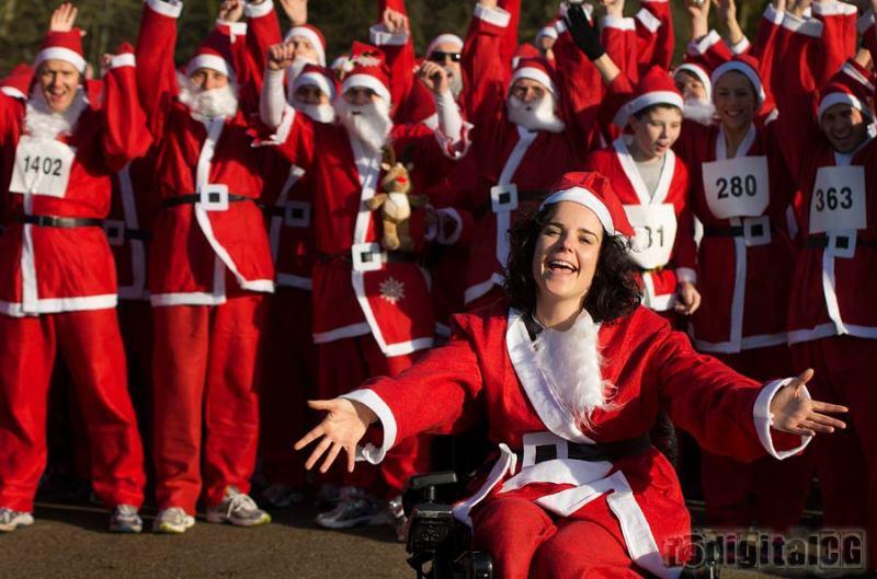 Santa Promo
