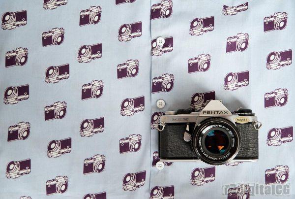 We Are Tuk Tuk Camera Print Shirt #2