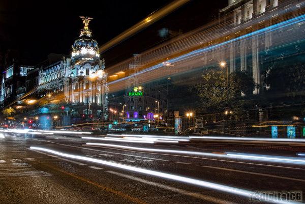 Midnight Madrid