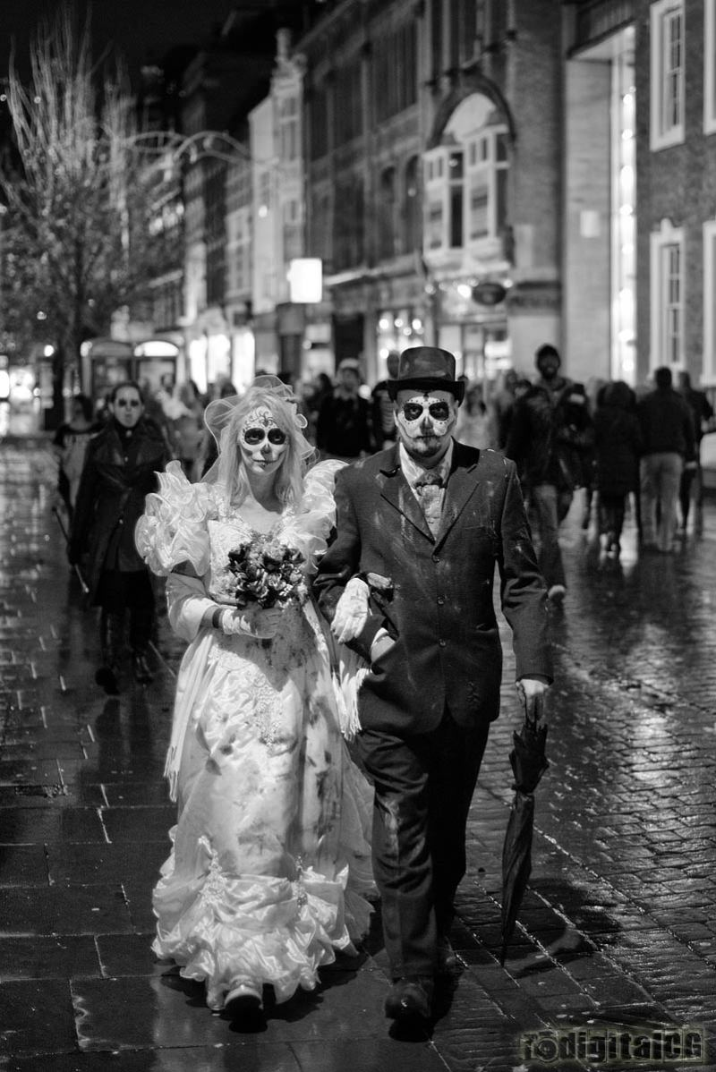 Nice Day For A Fright Wedding