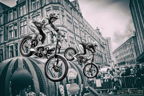 Red Bull City Trials