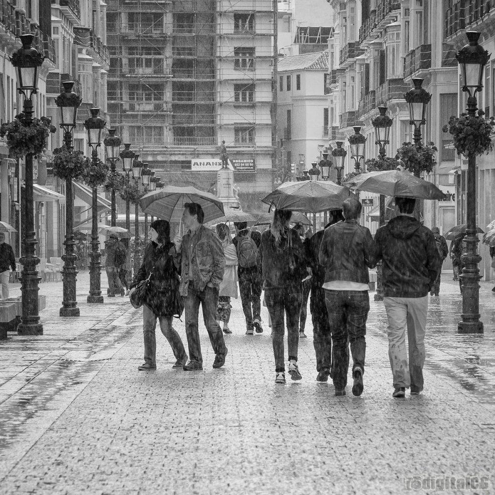 The Rain In Spain