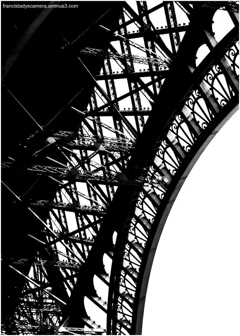 Eiffel Tower, Francis Tady