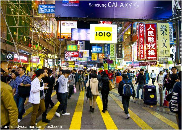francis tady mongkok hong kong