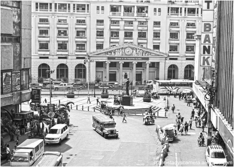 francis tady, manila, philippines, streets of mani