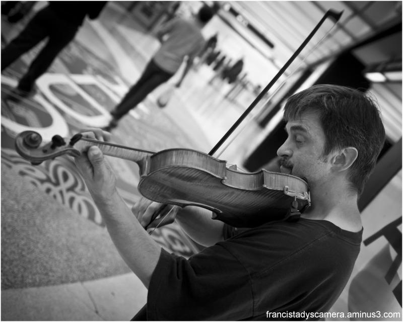 francis tady san francisco muni powell fiddler