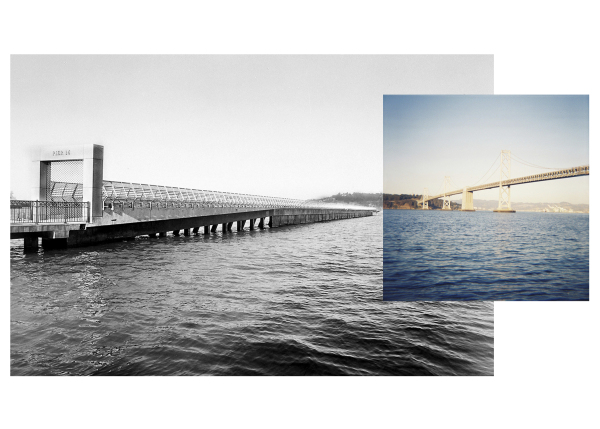francis tady, san francisco, bay bridge